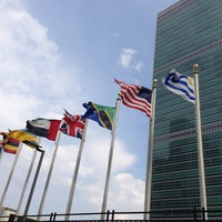 Photo taken at United Nations by Reynald D. on 4/1/2013