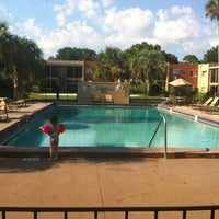 Photo taken at The pool @ The Flats by Nasya W. on 9/10/2013