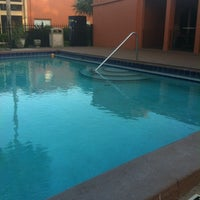 Photo taken at The pool @ The Flats by Nasya W. on 9/25/2013