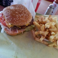 Photo taken at Angelo's Burgers by Nick A. on 2/16/2014