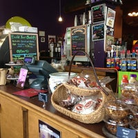 Photo taken at Spot Coffee Delaware Cafe by Tom O. on 3/28/2013