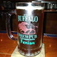 Photo taken at Buffalo Brewpub by Tom O. on 6/28/2013