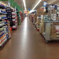Photo taken at Walmart Supercenter by Tom O. on 8/16/2014