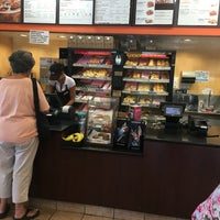 Photo taken at Dunkin' Donuts by Tom O. on 9/17/2016