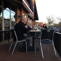 Photo taken at Pano's on Elmwood by Tom O. on 4/27/2013
