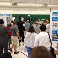 Photo taken at Old First Ward Community Center by Tom O. on 7/12/2014