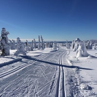 Photo taken at Hygga Fjellkro by Thomas S. on 2/19/2014