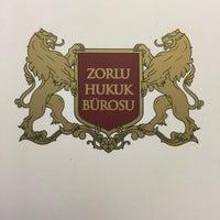 Photo taken at Zorlu hukuk bürosu by Abdullah Z. on 2/25/2015