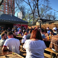 Photo taken at Banger's Sausage House & Beer Garden by Lee S. on 3/14/2013