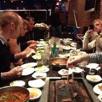 3/16/2013에 Mazuk T.님이 Shilla Korean Barbecue에서 찍은 사진