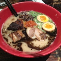 Photo taken at Ippudo by Jethro P. on 6/9/2013