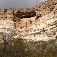 Photo taken at Montezuma Castle National Monument by Randi on 12/16/2012