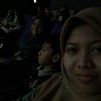 Photo taken at Golden Screen Cinemas (GSC) by Farah A. on 8/26/2017