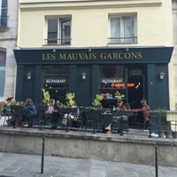 Foto scattata a Les Mauvais Garçons da Sandro A. il 8/6/2016