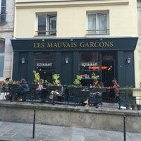 Photo taken at Les Mauvais Garçons by Sandro A. on 8/6/2016