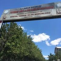 Photo taken at Keçiören Huzurevi by Hamit g. on 7/5/2016