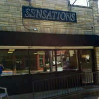 Photo taken at Sensations Salon & Spa by Jerry T. on 7/21/2013