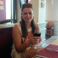 Photo taken at restaurant venezia by Elena Z. on 7/14/2014