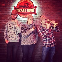 Photo taken at The Escape Hunt Experience by Ruben S. on 1/24/2015