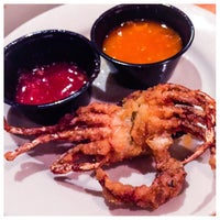Photo taken at Captain George's Seafood Buffet by Anastasia G. on 11/16/2016