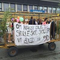 Photo taken at Rödebyskolan by к я i s т i a п on 6/10/2016