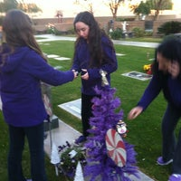 Photo taken at Nitalias Garden by THE PURPLE SOCIETY on 12/11/2012