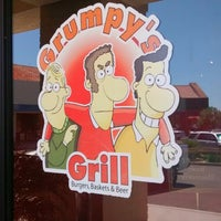 Photo taken at Grumpy's Grill by Tom S. on 8/30/2014