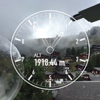 Photo taken at Riederalp by Jory on 8/19/2017