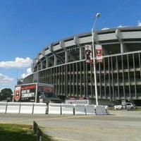 Photo taken at LOT 8 - RFK Stadium by Mark W. on 9/23/2012
