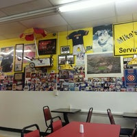 Photo taken at Mike's Chicago Hot Dogs by Dawg O. on 3/5/2013