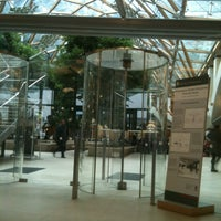 Photo taken at Portcullis House by Florian A. on 1/23/2013
