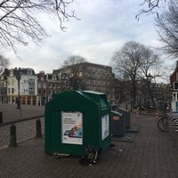 Photo taken at Amstelveld by Anneloes B. on 12/24/2016