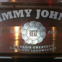 Photo taken at Jimmy John's by Nav M. on 12/29/2012