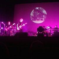 Photo taken at Teatro Accademico by Giulia B. on 10/20/2014