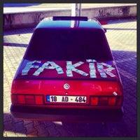 Photo taken at Fakir Auto Garage by Mert Y. on 2/23/2014