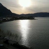 Photo taken at Eğirdir by Gunhan U. on 3/2/2013