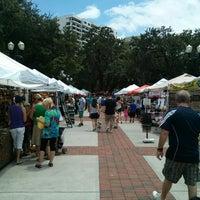 Photo taken at Orlando Farmer's Market by Enrique C. on 4/28/2013