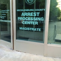 Photo taken at Mecklenburg County Arrest Processing Center by Bails R Us Bonding Co. on 5/14/2014