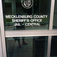 Photo taken at Mecklenburg County Arrest Processing Center by Bails R Us Bonding Co. on 5/13/2014