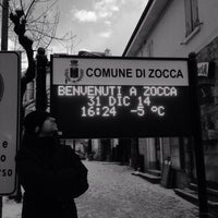Photo taken at Zocca by Stefania S. on 12/31/2014