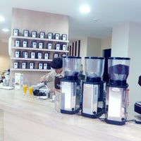 Photo taken at NewCoffee by NewCoffee on 2/5/2014