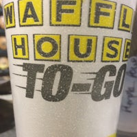 Photo taken at Waffle House by Chris W. on 3/11/2014