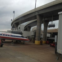 Photo taken at Gate B9 by Chris W. on 5/15/2013