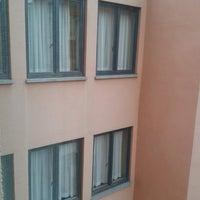 Photo taken at Hotel Alma by Özlem F. on 2/10/2014