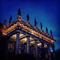 7/26/2013 tarihinde Emmanuel A.ziyaretçi tarafından Teatro Juárez'de çekilen fotoğraf