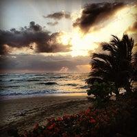Photo taken at Ocean Point 1 by Julian K. on 2/26/2013