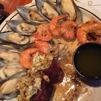Photo taken at Bay City Steak & Seafood Restaurant by Keenan P. on 8/29/2015