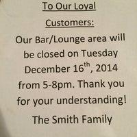Photo taken at Bay City Steak & Seafood Restaurant by Keenan P. on 12/16/2014