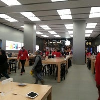 Photo taken at Apple by Bryan R. on 12/22/2012