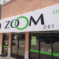 Photo taken at Zoom Dry Cleaning by Motor K. on 6/27/2014